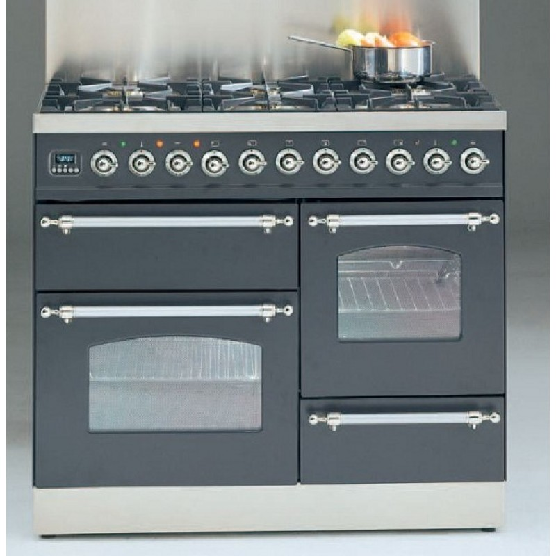 cucina Professional Plus NOSTALGIE PTN-1006-MP cm 100