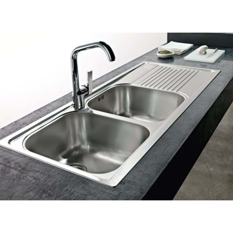 Awesome Lavelli Cucina Inox Incasso Gallery - Skilifts.us ...